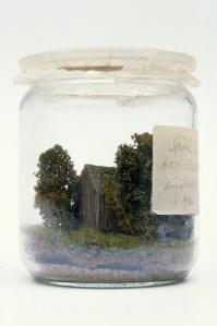 Stück Natur eingeweckt, Modell 1973 Haus-Rucker-Co © DAM Foto Hagen Stier