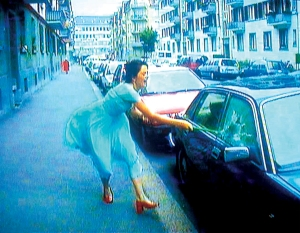 Pipilotti Rist, Ever Is Over All, 1997