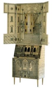 trumeau Architettura vintage