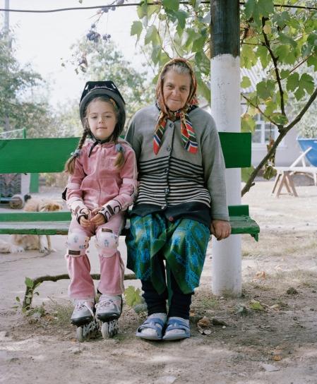 Anatoliy_Babiychuk__Ivanna_Kryzhanovska_und_Hanna_Oleksiivna_Iurchak_Serie